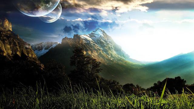 Paisaje-magico-con-montañas-y-planetas-en-el-cielo- (640x480)